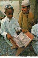 Oman Animée Koranic School Ecole Coranique élèves Coran - Oman