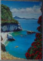 Petit Calendrier De Poche 2003 Illustration  Paysage  Mer  Anteuil....  APBP  ..original.peint Avec La Bouche - Small : 2001-...