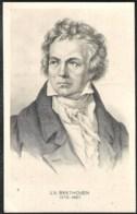 Ludwig Von Beethoven Portrait - Singers & Musicians
