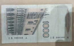 1000 Lire - Marco Polo - [ 2] 1946-… : Républic
