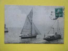 LE HAVRE. L'Entrée Du Port. - Le Havre