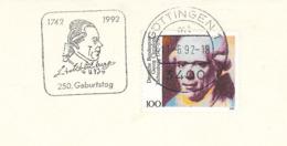 Georg Christoph Lichtenberg War Ein Mathematiker, Physiker, Naturforscher, Schriftsteller Experimentalphysik - Physik