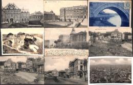Namur - Lot 59 Cartes (animée, Colorisée, WW, Marco Marcovici, Canons,.... Petit Prix) - Postkaarten