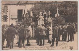 PONT-AVEN, Pardon Des Ajoncs D'or, La Reine Et Ses Demoiselles D'honneur - MTIL 2450 - Pont Aven