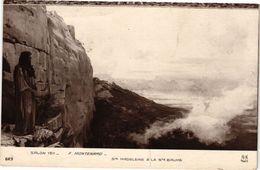 Salon 1911 CPA 629 F. MONTENARD - Ste Madeleine A La Ste Baume (215737) - Peintures & Tableaux