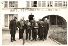 GROIX Hôtel Restaurant De La Marine - Orte