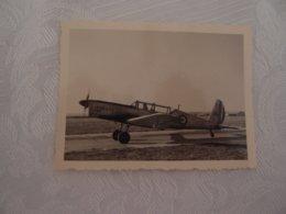 Photo Originale Avion Aviation Sipa à Cognac En 1949 - Aviation