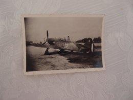 Photo Originale Avion Aviation Yack III Dijon 1946 - Aviation