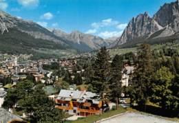 CPM - CORTINA D'AMPEZZO - Panorama - Belluno