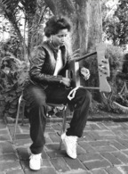 Photo Erythrée Fatinga Célèbre Chanteuse1990ss. - Afrique