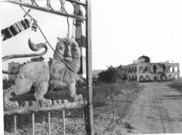 Photo Erythrée Massawa Palais D'Haïlé Sélassié Détruit En 1990 1990ss. - Afrique