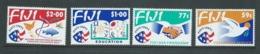 Fiji 1993 Peace Corps Set 4 MNH - Fiji (1970-...)