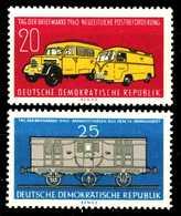 DDR 1960 Nr 789-790 Postfrisch SF74B3A - Unused Stamps