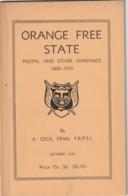 ORANGE FREE STATE / A. CECIL FENN / 54 PAGES - Posttarieven