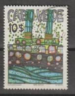 CABO VERDE PALOP 96 - USADO - Islas De Cabo Verde