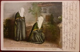 BOSNIA 1905 - Turkish Women - Bosnia And Herzegovina