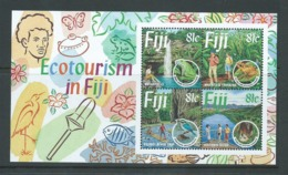 Fiji 1995 Eco Tourism Miniature Sheet MNH - Fiji (1970-...)