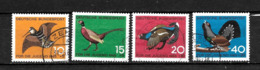 LOTE 1946  ///  ALEMANIA FEDERAL 1964   YVERT Nº: 330/333 - Used Stamps