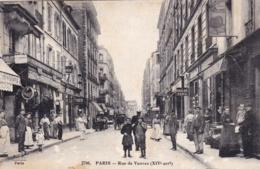 75 - PARIS 14 - Rue De Vanves - Tabac - Fabrique De Beurre - District 14