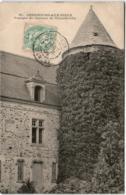 4POM 718 CPA - CHERBOURG AUX PIEUX - VESTIGES DU CHATEAU DE VIRANDEVILLE - Cherbourg