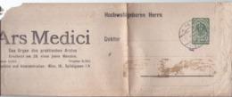 AK-div-32- 61164 - Deutschösterreich - Ganzsachenumschlag 20 Heller - Interi Postali