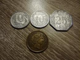 Lot De Jetons à Decouvrir En L état Sur Les Photos Prix De Depart à 1 Euro - Monetary / Of Necessity