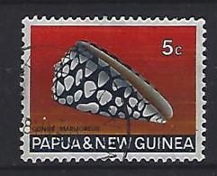 Papau New Guinea 1968  Sea Shells (o) - Papua New Guinea