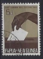 Papau New Guinea 1964 Common Roll Elections (o) - Papua New Guinea
