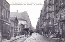 75 - PARIS 14 - Rue Didot ( Celebre Famille D Imprimeur ) - District 14