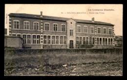 54 - NEUVES-MAISONS - ECOLE DES FILLES - Neuves Maisons