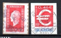 FRANCE  OB CACHET ROND YT N° 24/26 - KlebeBriefmarken