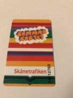 Sweden - Transport Card - Svezia