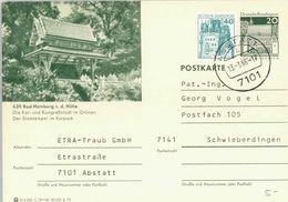 70130127 Bad Homburg Bad Homburg Siam-Tempel Kurpark X Bad Homburg - Bad Homburg