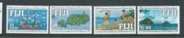 Fiji 1991 Rotuma Island Discovery Set 4 MNH - Fiji (1970-...)