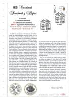 """Documento """"IES Cardenal Sandoval Y Rojas"""" - España"""