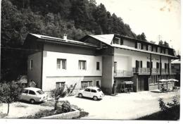 TN7055 - ZIANO - PENSIONE ZANON - AUTO D'EPOCA - VAL DI FIEMME - TRENTINO - F.G. - NON VIAGGIATA - Italien