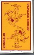 Lucky Luke Jeu  De 54 Cartes à Jouer - 54 Cards