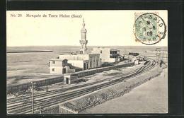 CPA Suez, Mosquee De Terre Pleine - Egypte