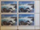 Lebanon 2015 New Stamp MNH - Postal Union For The Mediterrannean - Joint Issue - Euromed - Boats - Corner Blk/4 - Lebanon