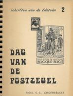 Dag Van De Postzegel - Annullamenti