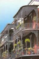 USA Lace Balconies St. Peter Street, Near Jackson Square - Vereinigte Staaten