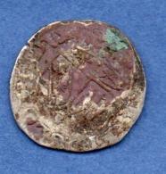 D  //  Lorraine  -  Monnaie En Argent à Identifier - 476-1789 Feodale Periode