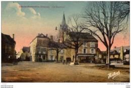 Sainte-Geneviève (Aveyron)  Le Carrefour.   TBE - Francia