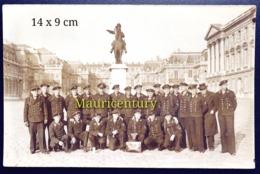 Photo ,  WW2 , Kriegsmarine , Versailles , Reich , Fotokarte ,  Hitler  , 39-45 , Carte Photo , Privée , Allemand , WwII - Luoghi