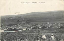 CPA 51 Marne Cumières Vue Générale - Environs D'Epernay - Francia