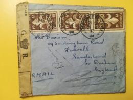 1947 BUSTA FRANCIA FRANCE  BOLLO JAMBOOREE ANNULLO JAMBOREE DE LA PAIX OBLITERE' - Francia
