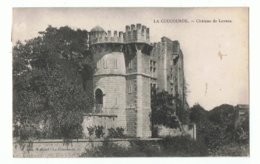 LA COUCOURDE - 26 - CHATEAU DE LEYNES , EDITEUR G RENE - Andere Gemeenten