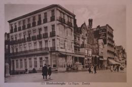 Blankenberge - Blankenberghe // LA Digue - Zeedijk 1928 - Blankenberge