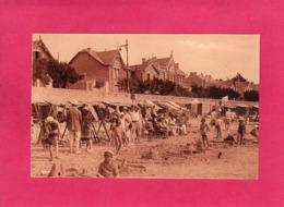 17 Charente Maritime, CHATELAILLON, La Plage, Animée, Villas, (A La Civette) - Châtelaillon-Plage