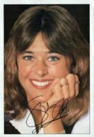 CPSM Originale Suzi Quatro - Bravo-Autogrammkarte - Artistes